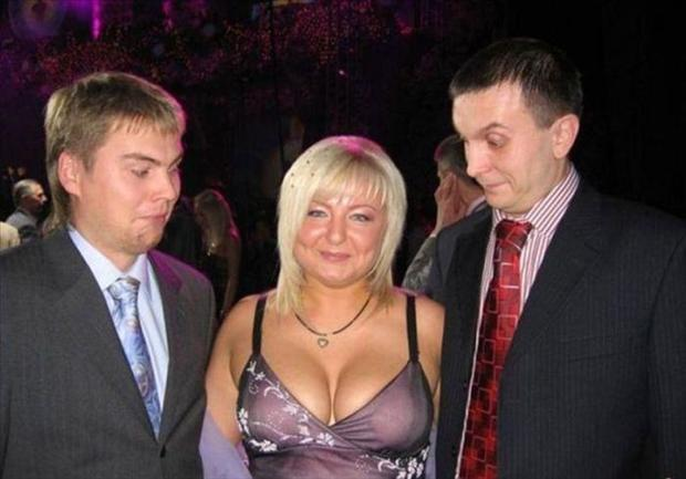 men caught looking at women's breasts (26)