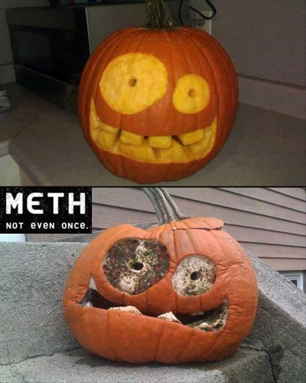 meth not even once