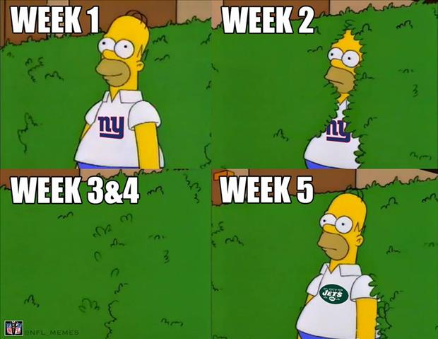new york Giants suck