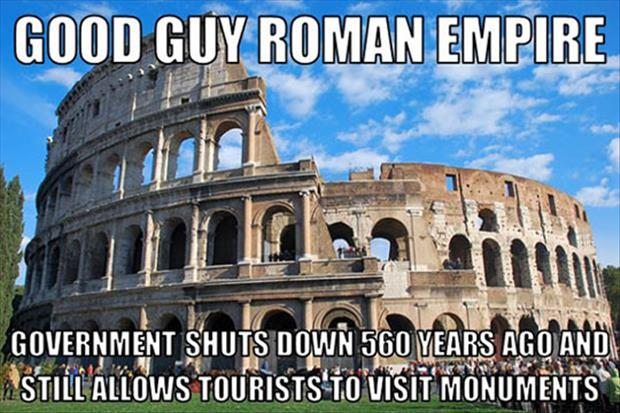 roman empire funny government