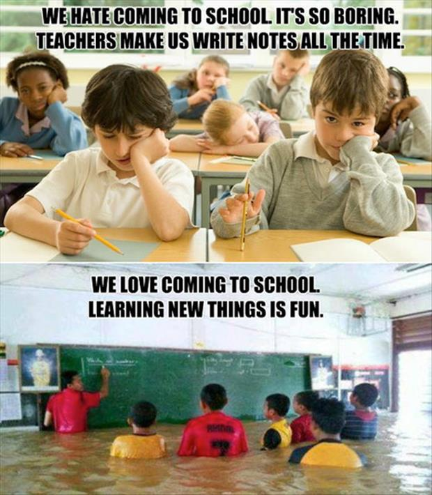 school funny pictures