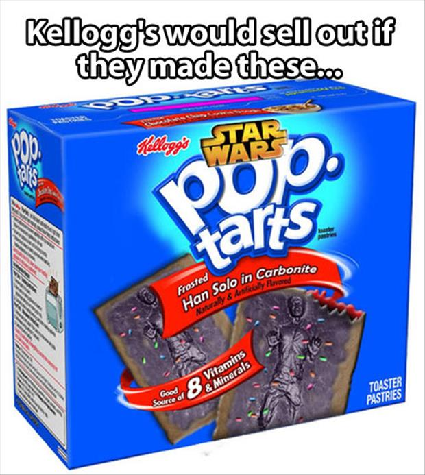 star wars pop tarts