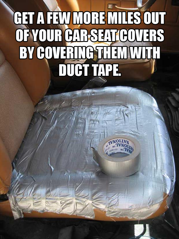 uses for duct tape (8)
