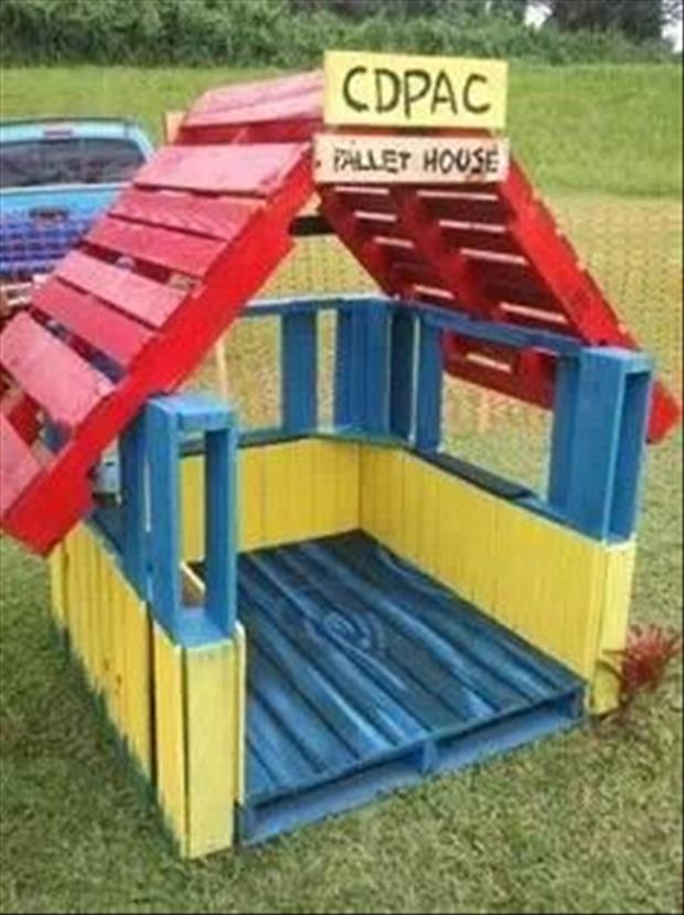 uses for old pallet ideas (10)