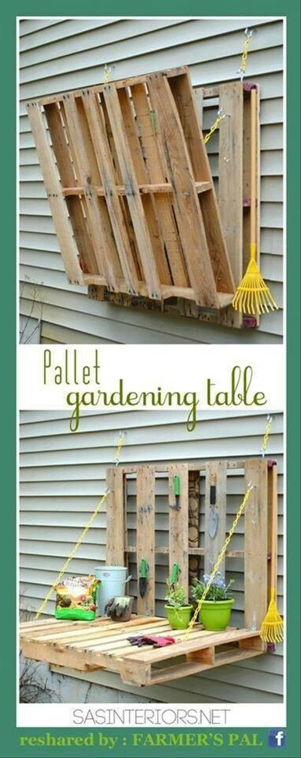 uses for old pallet ideas (16)