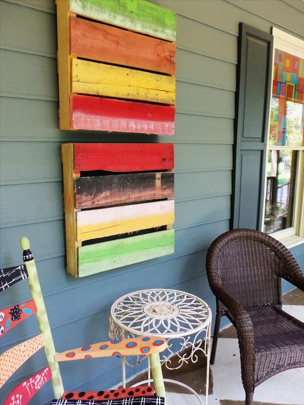 uses for old pallet ideas (21)