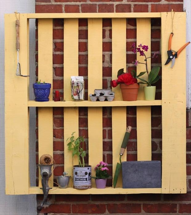uses for old pallet ideas (35)