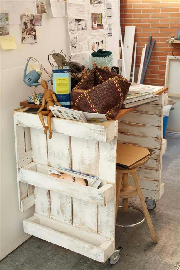 uses for old pallet ideas (36)