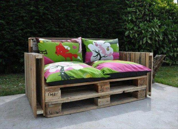 uses for old pallet ideas (40)