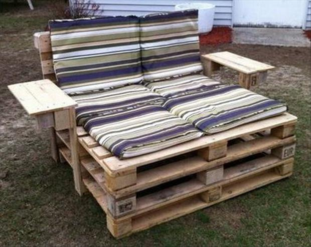 uses for old pallet ideas (7)