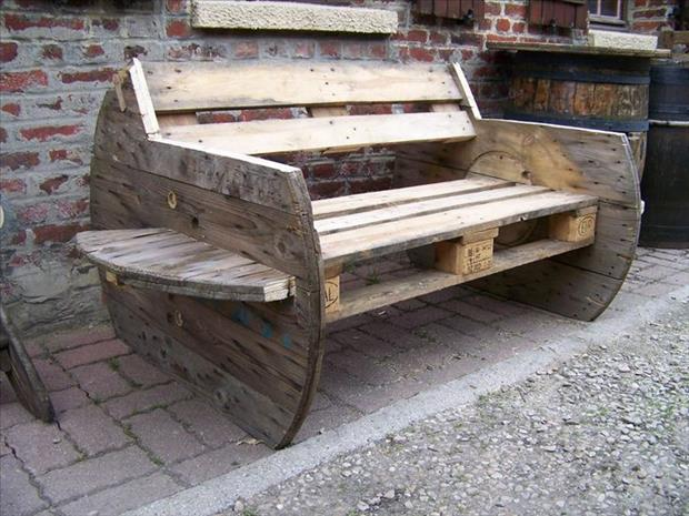 uses for old pallet ideas (8)