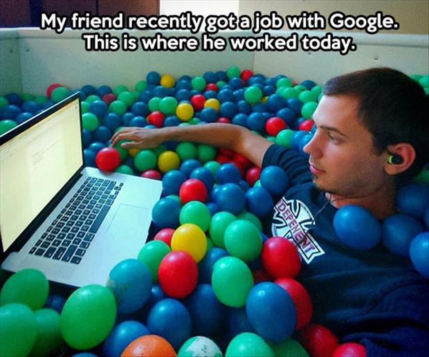 working for google