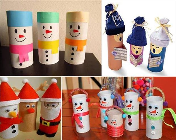 Christmas craft ideas (20)