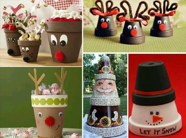 Do it yourself christmas crafts 45 pics christmas craft ideas 3 solutioingenieria Choice Image