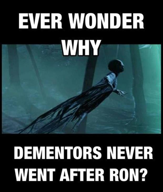 dementors from harry potter