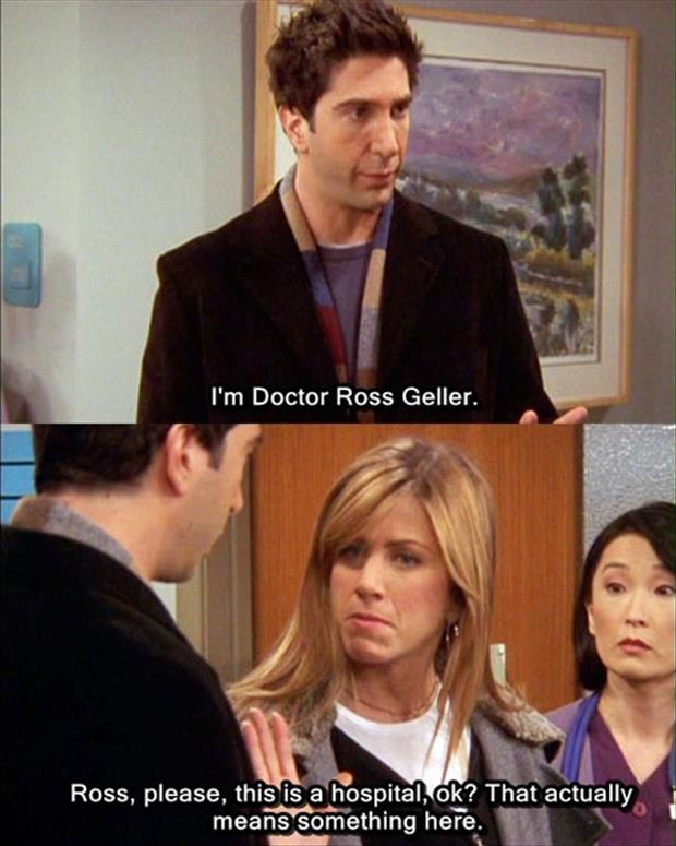 friends doctors