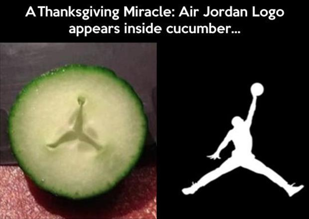 funny food on thanksgiving