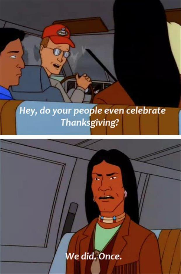 indian celebrate thanksgiving