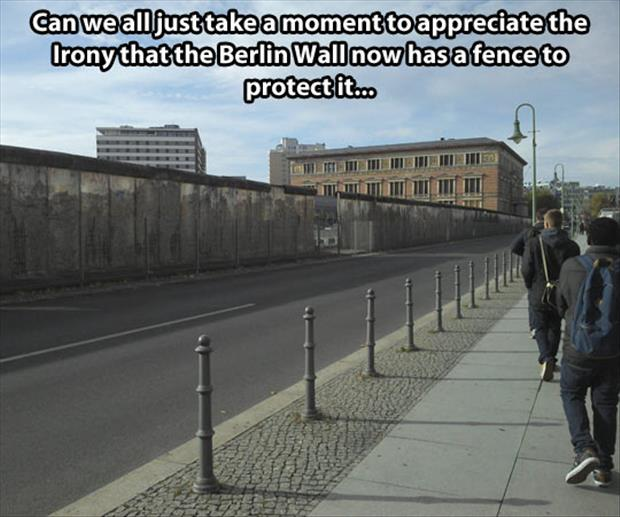 the berlin wall funny