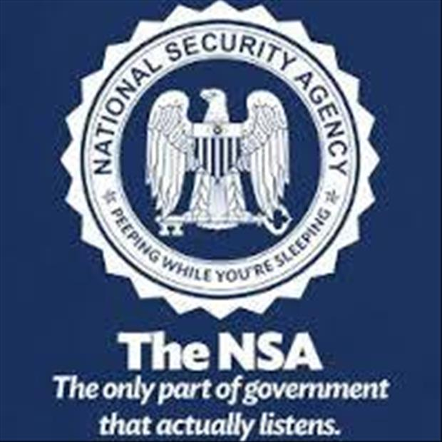 the nsa funny