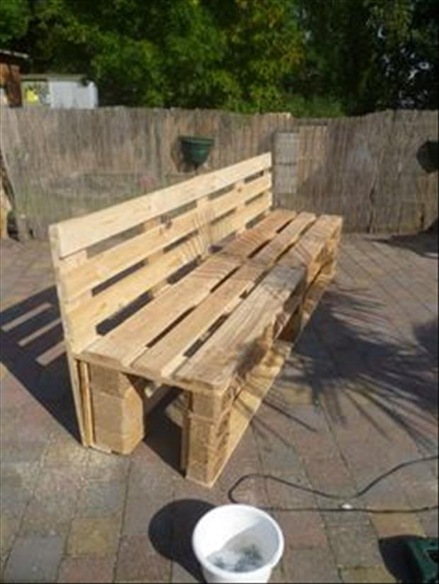 uses for old pallets (20)