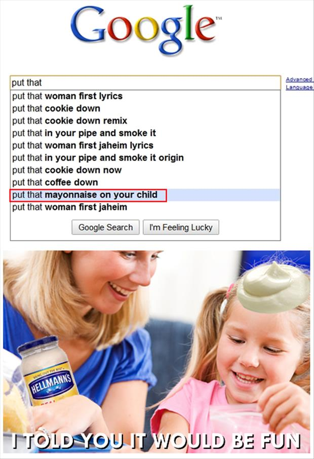 Funny Google Searches (9)