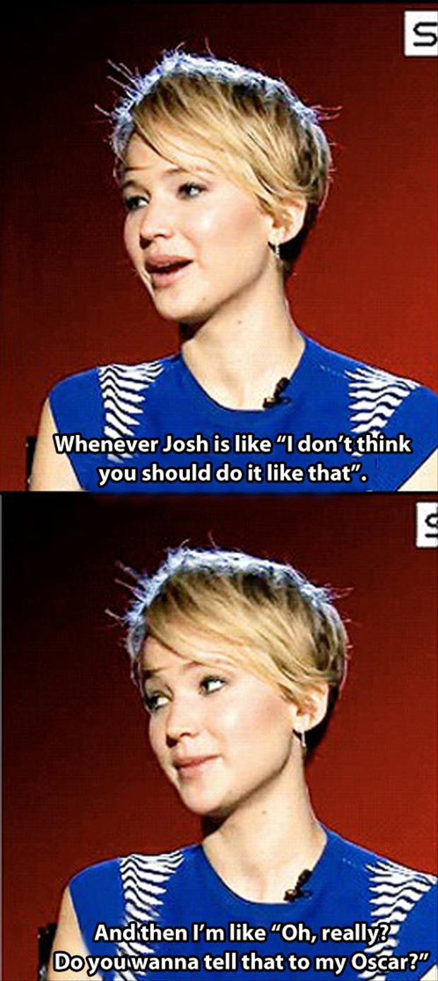 a jennifer lawrence quotes