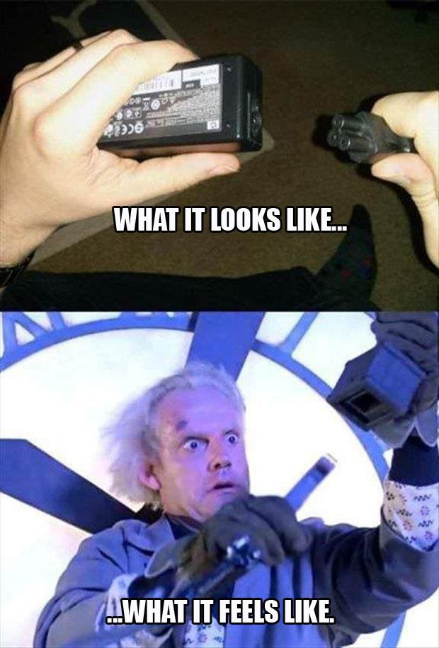 back to the future funny pictures