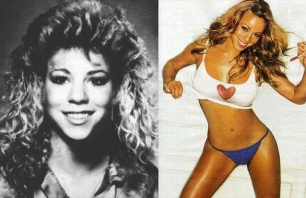celebrities before they were famous (7)