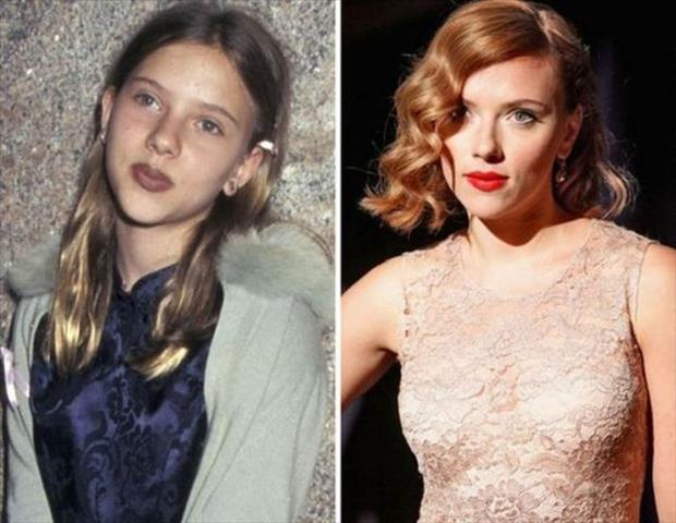 celebrities then and now (1)