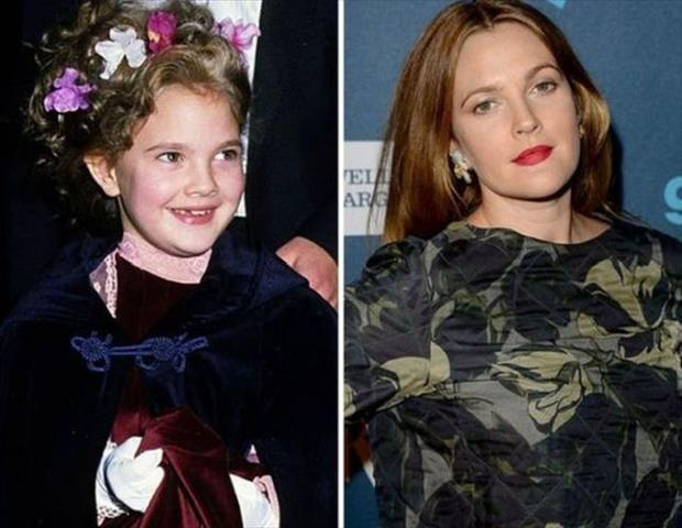celebrities then and now (11)