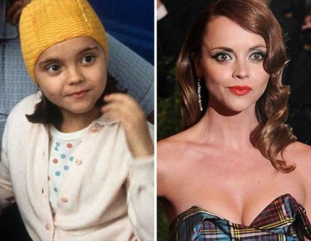 celebrities then and now (13)