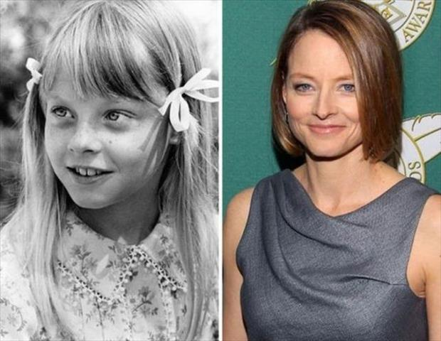 celebrities then and now (6)