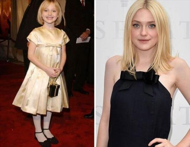 celebrities then and now (7)