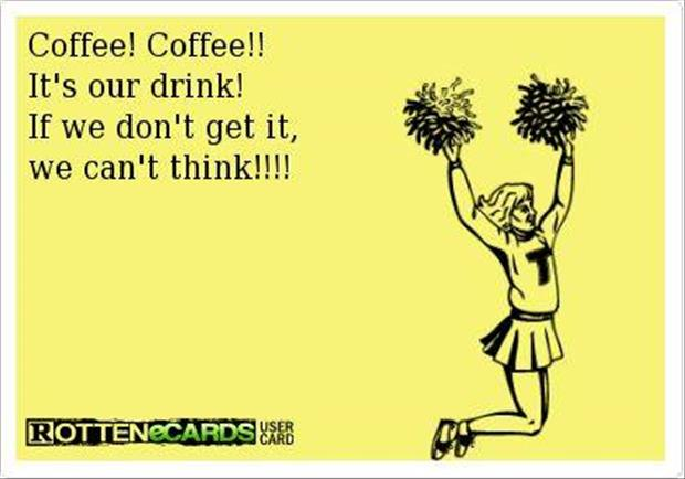 coffee cheer