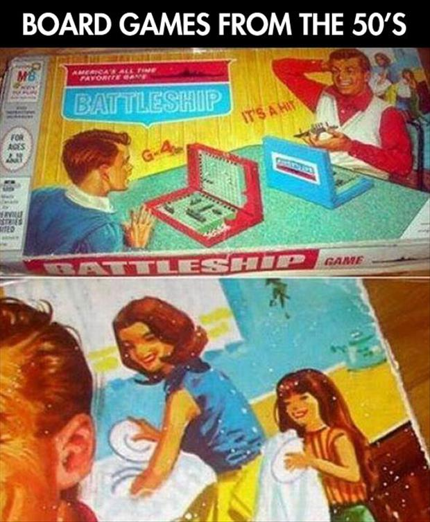 funny board old games