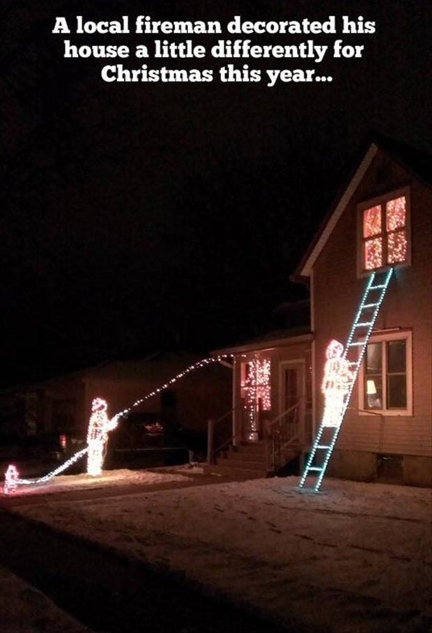 funny christmas decortions