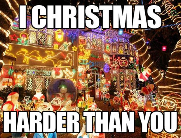 funny christmas lights