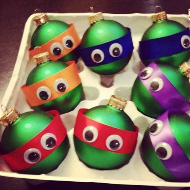 funny christmas orniments