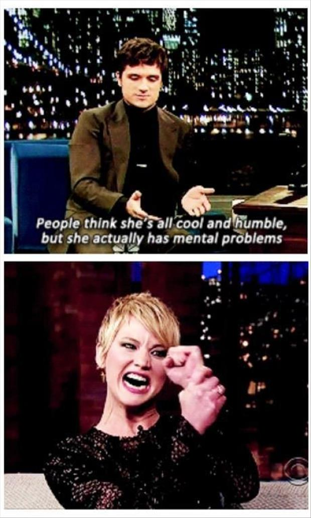 funny jennifer lawrence