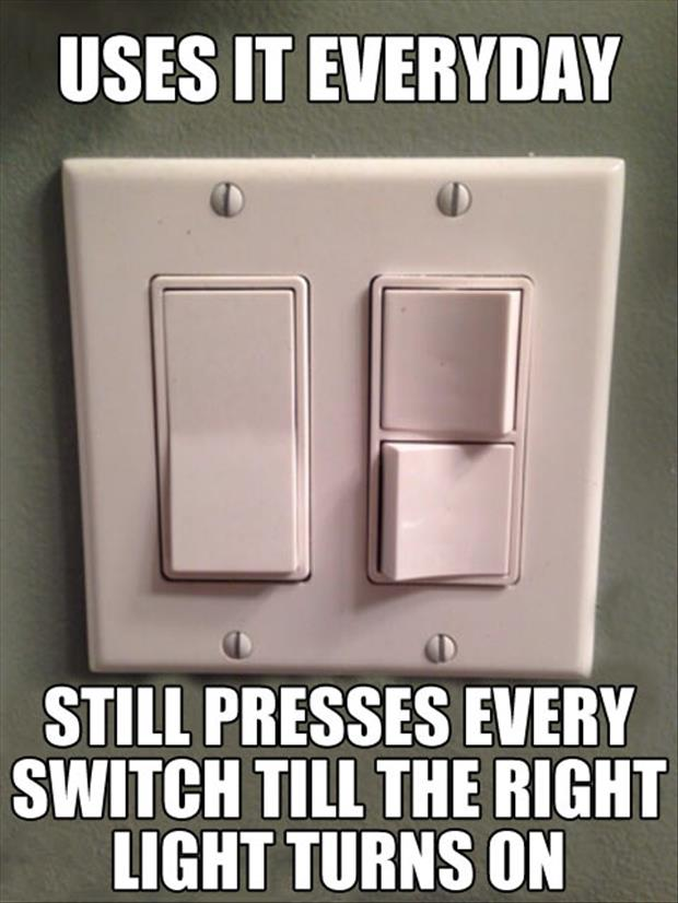 funny light switches