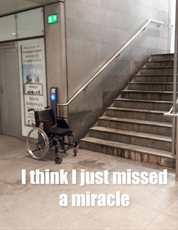 funny miracles