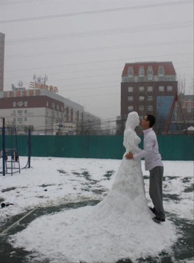 funny snowman (16)