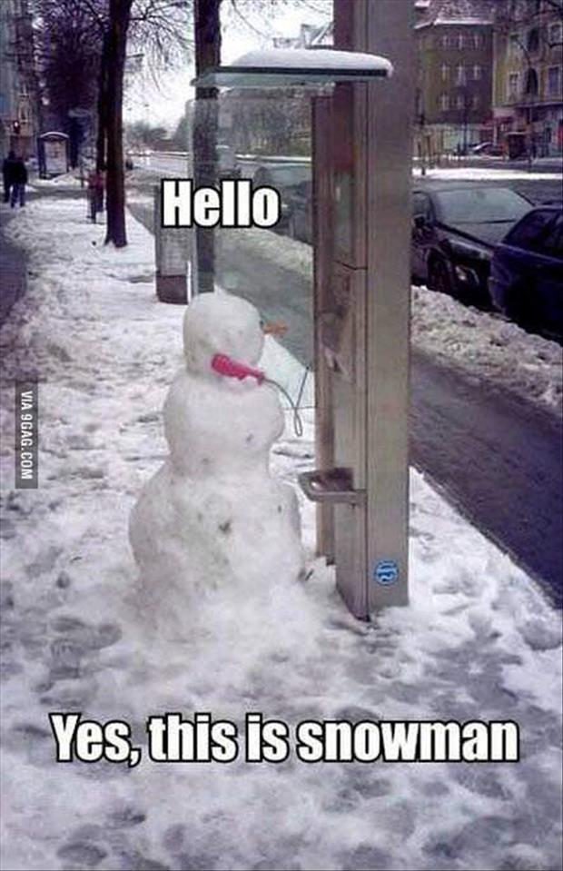 funny snowman (32)