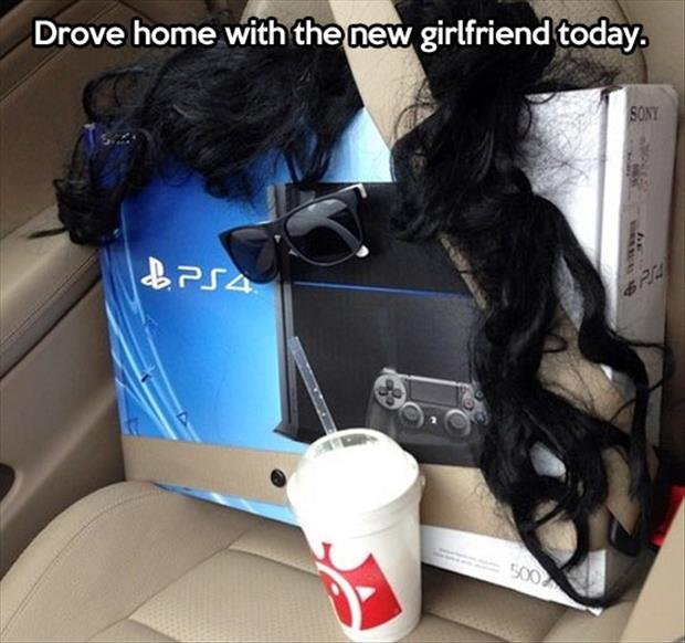 gamers girlfriends