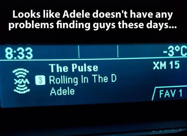 guys love adele