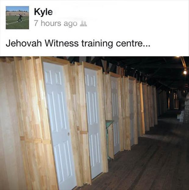jehovah witness training