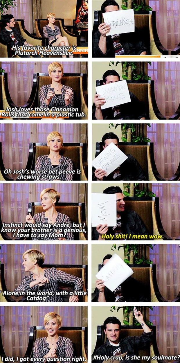 jennifer lawrence is his soul mate