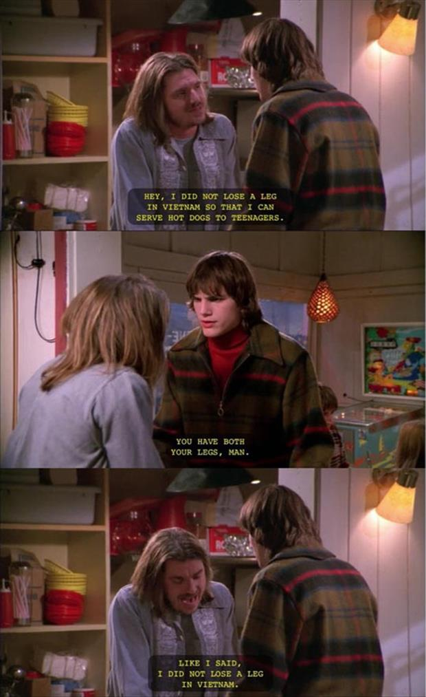 kelso that 70's show