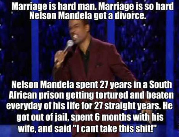 marriage is hard